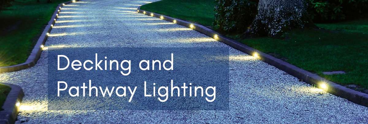 Driveway and Path Lighting Outside Ireland