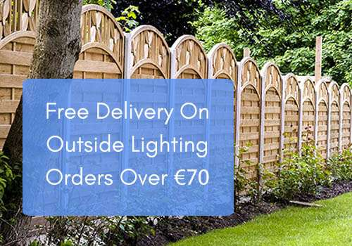 Free Delivery Outside Lights Ireland