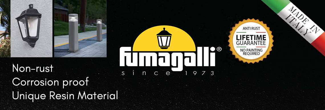 Fumagalli Outdoor Lights